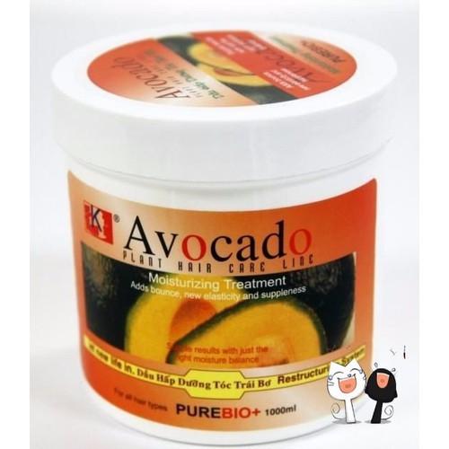 Kem ủ mượt tóc trái bơ Avocado 1000ml - 5607289 , 12030105 , 15_12030105 , 80000 , Kem-u-muot-toc-trai-bo-Avocado-1000ml-15_12030105 , sendo.vn , Kem ủ mượt tóc trái bơ Avocado 1000ml