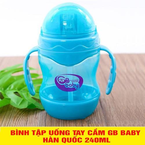 Bình Tập Uống GB Baby Hàn Quốc 240ml