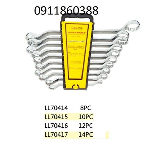Bộ cờ lê vặn đầu tròn khung kẹp bằng nhựa - 5095448 , 11022516 , 15_11022516 , 676000 , Bo-co-le-van-dau-tron-khung-kep-bang-nhua-15_11022516 , sendo.vn , Bộ cờ lê vặn đầu tròn khung kẹp bằng nhựa