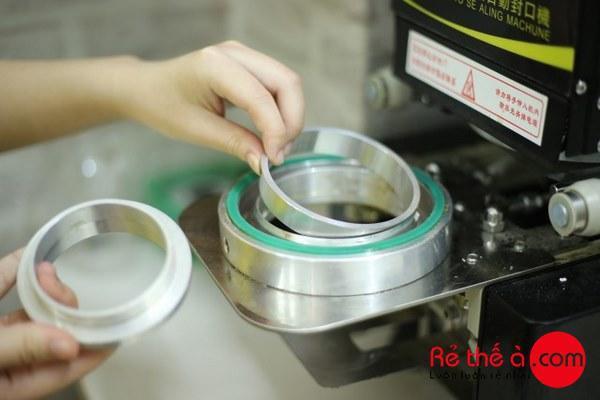 Máy dập cốc trà sữa tự động Fest RC95 - ảnh 4