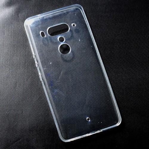 Ốp lưng dẻo HTC U12 Plus trong suốt