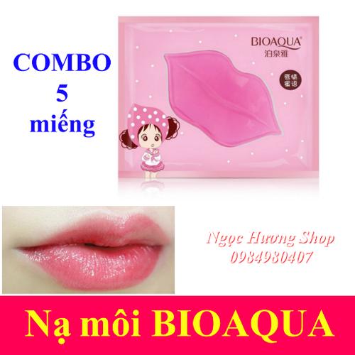 Combo 5 mặt nạ môi BioAqua - 10760271 , 11052144 , 15_11052144 , 25000 , Combo-5-mat-na-moi-BioAqua-15_11052144 , sendo.vn , Combo 5 mặt nạ môi BioAqua
