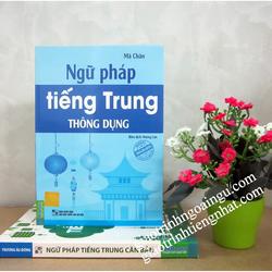 Sách Ngữ pháp tiếng Trung thông dụng