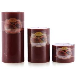 Bộ nến thơm Hạnh Phúc 7 -Bộ 3 nến  D7H5, D7H10, D7H15 Miss Candle
