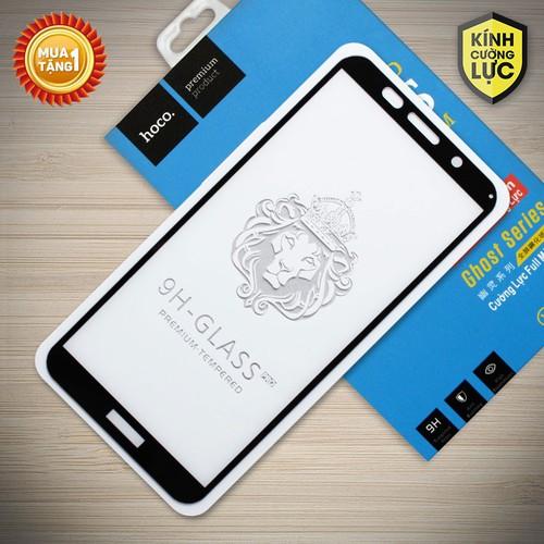 Miếng kính cường lực Huawei Y5 Prime 2018 Full Hoco đen - 10761997 , 11059420 , 15_11059420 , 120000 , Mieng-kinh-cuong-luc-Huawei-Y5-Prime-2018-Full-Hoco-den-15_11059420 , sendo.vn , Miếng kính cường lực Huawei Y5 Prime 2018 Full Hoco đen