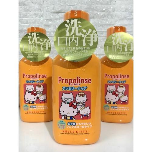 Nước súc miệng Propolinse Hello Kitty dành cho trẻ em - 10762299 , 11060747 , 15_11060747 , 280000 , Nuoc-suc-mieng-Propolinse-Hello-Kitty-danh-cho-tre-em-15_11060747 , sendo.vn , Nước súc miệng Propolinse Hello Kitty dành cho trẻ em