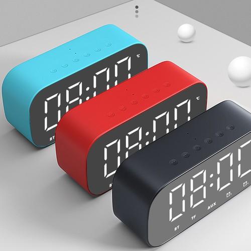 Loa bluetooth kèm đồng hồ báo thức - 10762805 , 11062719 , 15_11062719 , 580000 , Loa-bluetooth-kem-dong-ho-bao-thuc-15_11062719 , sendo.vn , Loa bluetooth kèm đồng hồ báo thức