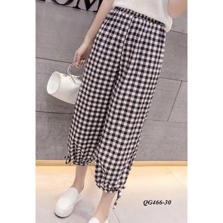 QUẦN CARO THẮT GỐI - SIZE XL-6XL - QG466A thumbnail