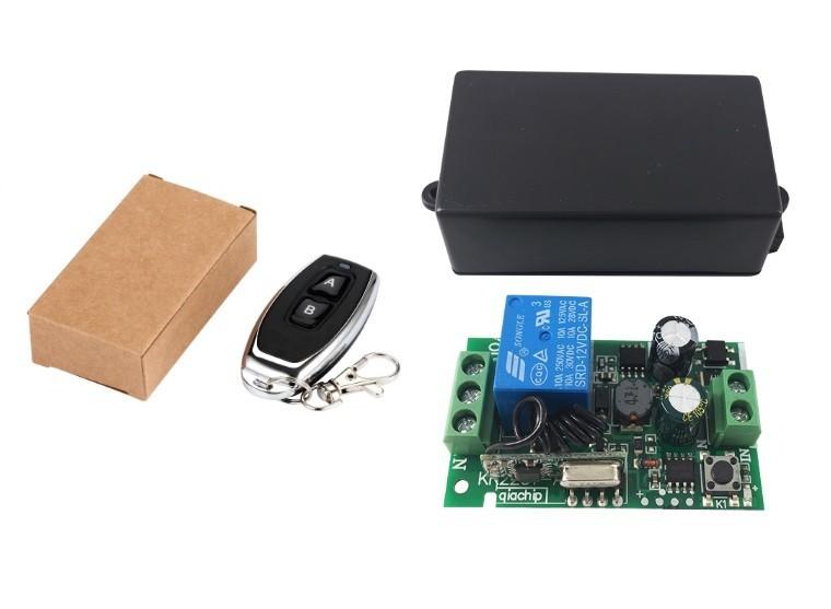 Bộ điều khiển thiết bị điện từ xa 220V 1 kênh 2