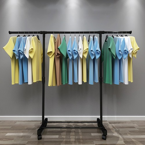 Giá phơi quần áo di động