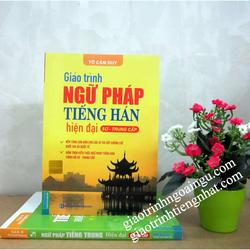 Giáo trình ngữ pháp tiếng Hán hiện đại sơ trung cấp