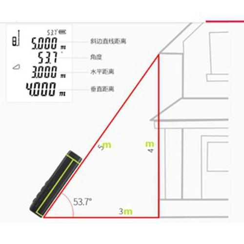 Máy đo khoảng cách Laser - sndway sw40m