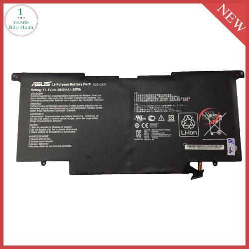 Pin Laptop Asus Zenbook UX31E RY008V