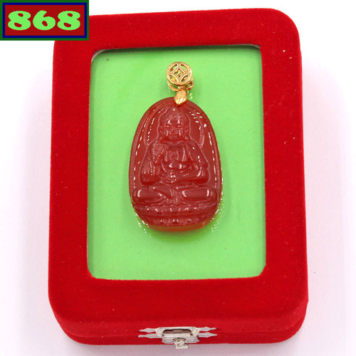 Mặt Phật A Di đà thạch anh đỏ 3.6 cm kèm hộp nhung - 5190286 , 11481375 , 15_11481375 , 220000 , Mat-Phat-A-Di-da-thach-anh-do-3.6-cm-kem-hop-nhung-15_11481375 , sendo.vn , Mặt Phật A Di đà thạch anh đỏ 3.6 cm kèm hộp nhung