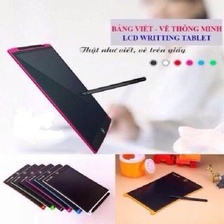 bảng viết vẽ LCD thông minh - bảng viết thông minh thumbnail