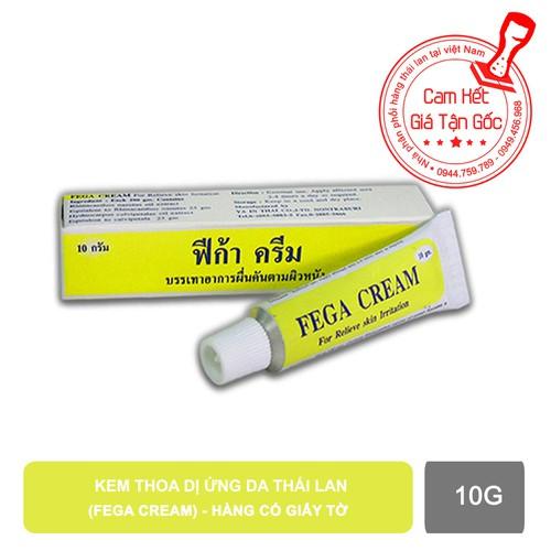 Kem thoa dị ứng da thái lan Yanhee Fega Cream loại 1