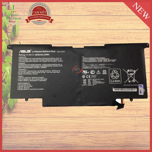 pin laptop asus Zenbook UX31E1A - 5190296 , 11481398 , 15_11481398 , 1250000 , pin-laptop-asus-Zenbook-UX31E1A-15_11481398 , sendo.vn , pin laptop asus Zenbook UX31E1A