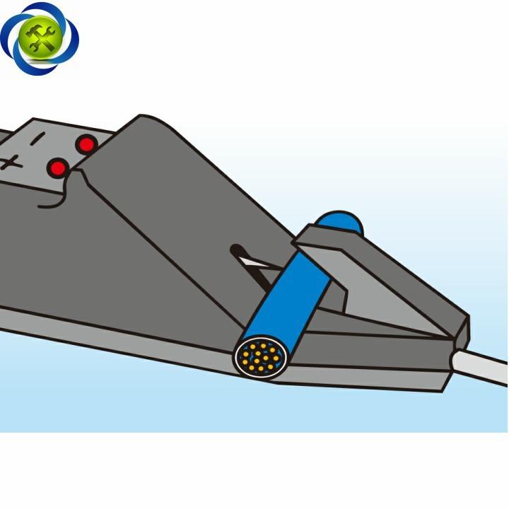Bút thử điện xe máy ô tô Kingtony 9DC-23 4