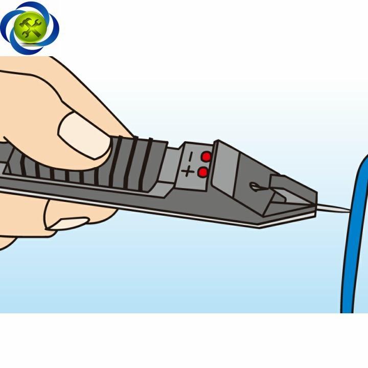 Bút thử điện xe máy ô tô Kingtony 9DC-23 2
