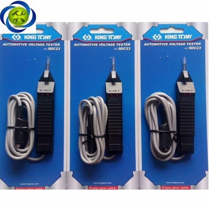 Bút thử điện xe máy ô tô Kingtony 9DC-23 3
