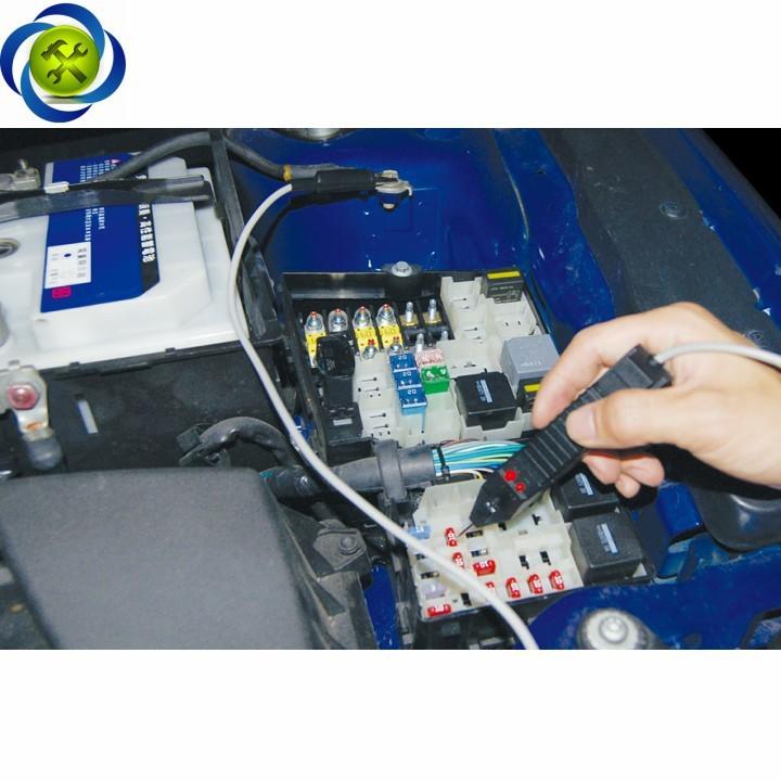 Bút thử điện xe máy ô tô Kingtony 9DC-23 6