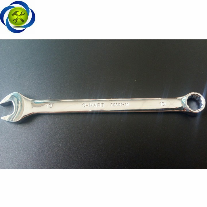 Cờ lê C-MART F0501-10 10mm xi bóng 1