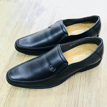 Giày Mọi Đế Tây CLARKS HN 7231 đen