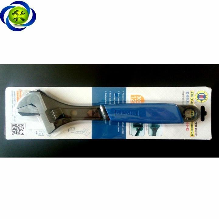 Mỏ lết C-MART F0002-12 bọc nhựa 12 inch 300mm 5