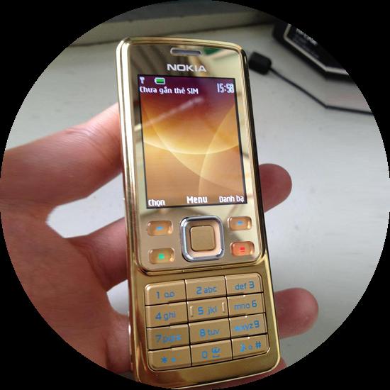 Điện Thoại Nokia 6300 Full Box - N6300