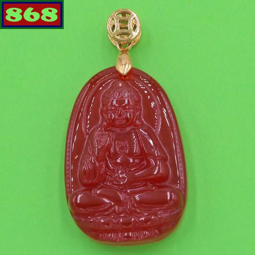 Mặt Phật A Di đà thạch anh đỏ 3.6 cm - 5190277 , 11481358 , 15_11481358 , 200000 , Mat-Phat-A-Di-da-thach-anh-do-3.6-cm-15_11481358 , sendo.vn , Mặt Phật A Di đà thạch anh đỏ 3.6 cm