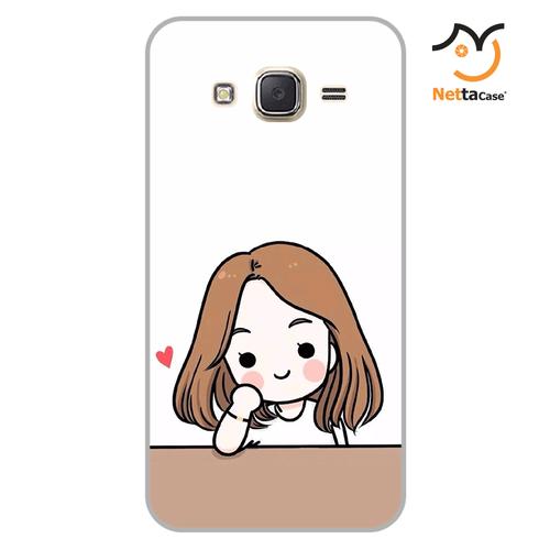 Ốp lưng điện thoại Samsung J7 2016 - Couple Girl 03