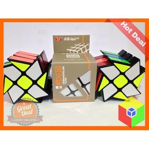 Đồ chơi Rubik biến thể viền đen