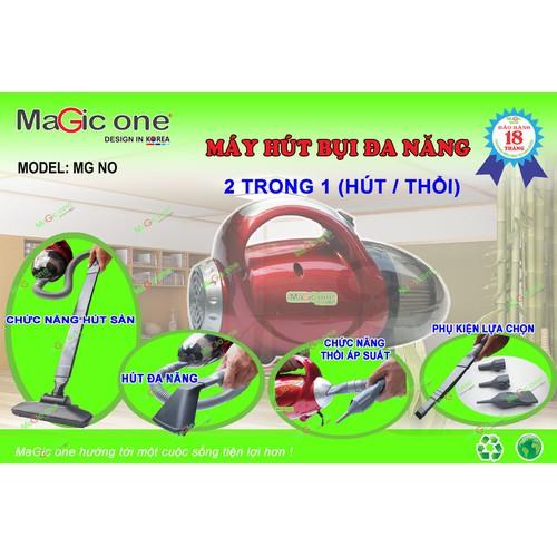Máy hút bụi Magic one vừa thổi, vừa hút cực mạnh MG 901 - 4482185 , 11622925 , 15_11622925 , 550000 , May-hut-bui-Magic-one-vua-thoi-vua-hut-cuc-manh-MG-901-15_11622925 , sendo.vn , Máy hút bụi Magic one vừa thổi, vừa hút cực mạnh MG 901