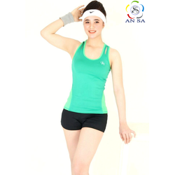 Áo thun 3 lỗ thể thao nữ cao cấp-AR3