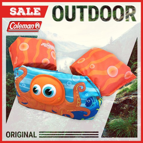 Phao đeo tay Coleman Deluxe 3D - 2000021241  - Octopus - 5289603 , 11619917 , 15_11619917 , 1970000 , Phao-deo-tay-Coleman-Deluxe-3D-2000021241-Octopus-15_11619917 , sendo.vn , Phao đeo tay Coleman Deluxe 3D - 2000021241  - Octopus