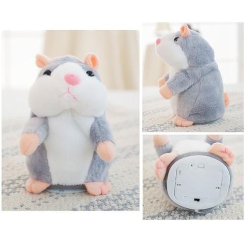 Chuột hamster biết nói + Ghi âm được giọng nói trẻ CP[N6059]