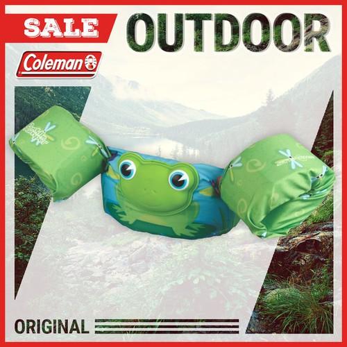 Phao đeo tay Coleman Deluxe 3D - 2000019607- 7547 - Xanh lá - 5289567 , 11619854 , 15_11619854 , 1970000 , Phao-deo-tay-Coleman-Deluxe-3D-2000019607-7547-Xanh-la-15_11619854 , sendo.vn , Phao đeo tay Coleman Deluxe 3D - 2000019607- 7547 - Xanh lá