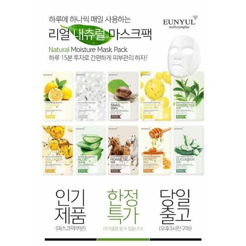 Mặt Nạ Eunyul Hàn Quốc 170k 20 miếng