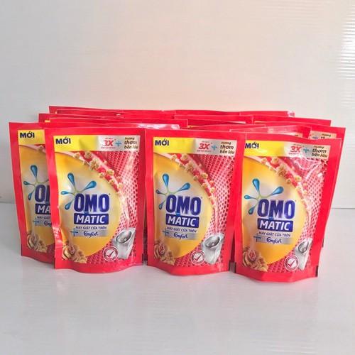 Combo 40 túi Nước giặt OMO Matic cửa trên 150g _ 40x150g