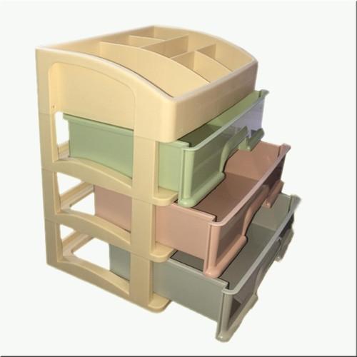 Tủ nhựa 4 tầng đa năng - Kệ mỹ phẩm 4 tầng - 5398910 , 11762827 , 15_11762827 , 345000 , Tu-nhua-4-tang-da-nang-Ke-my-pham-4-tang-15_11762827 , sendo.vn , Tủ nhựa 4 tầng đa năng - Kệ mỹ phẩm 4 tầng