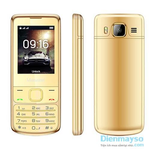 Điện thoại Masstel H860 vàng