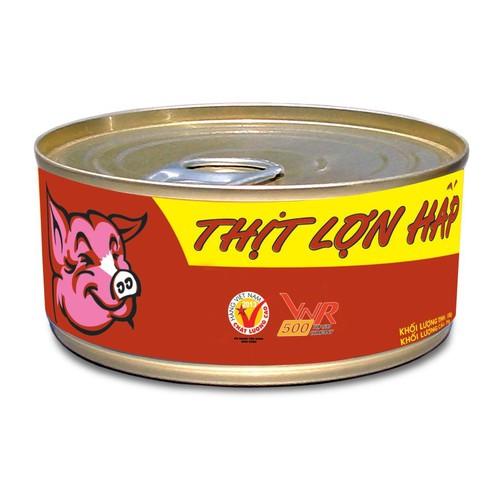 Thịt Lợn Hấp Hạ Long Hộp 150 G - 5292428 , 11623645 , 15_11623645 , 27000 , Thit-Lon-Hap-Ha-Long-Hop-150-G-15_11623645 , sendo.vn , Thịt Lợn Hấp Hạ Long Hộp 150 G