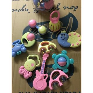 Bình ty Baby Toys 9 món xúc xắc cho bé [ĐƯỢC KIỂM HÀNG] [ĐƯỢC KIỂM HÀNG] - 41737655 thumbnail