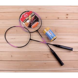 Vợt chơi cầu lông + 1 hộp cầu lông - N6047Z thumbnail