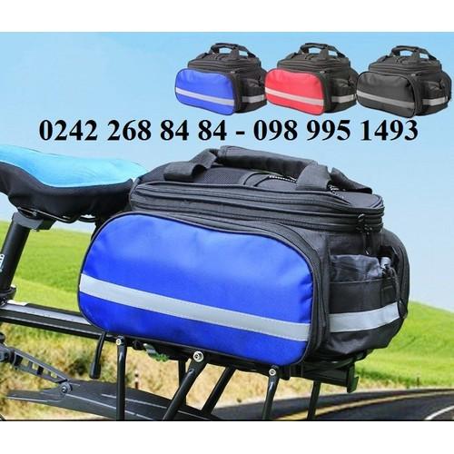 Túi baga sau xe đạp - 5309438 , 11647608 , 15_11647608 , 285000 , Tui-baga-sau-xe-dap-15_11647608 , sendo.vn , Túi baga sau xe đạp