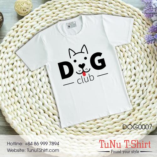 Áo thun hình chó siêu dễ dương - 5306335 , 11642898 , 15_11642898 , 139000 , Ao-thun-hinh-cho-sieu-de-duong-15_11642898 , sendo.vn , Áo thun hình chó siêu dễ dương