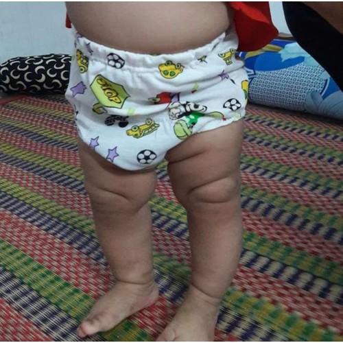 Quần bỏ bỉm 6 lớp của goodmama cho bé từ 5 đến 17kg