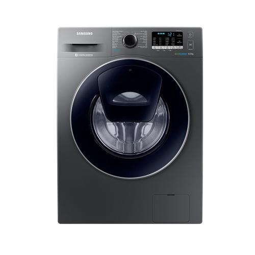 Máy giặt Samsung AddWash Inverter 8.5 kg WW85K54E0UX-SV Mới 2018