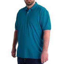 Áo thun nam cổ bẻ BIG SIZE chất mát cao cấp PB01 - 3 - 6 màu chọn