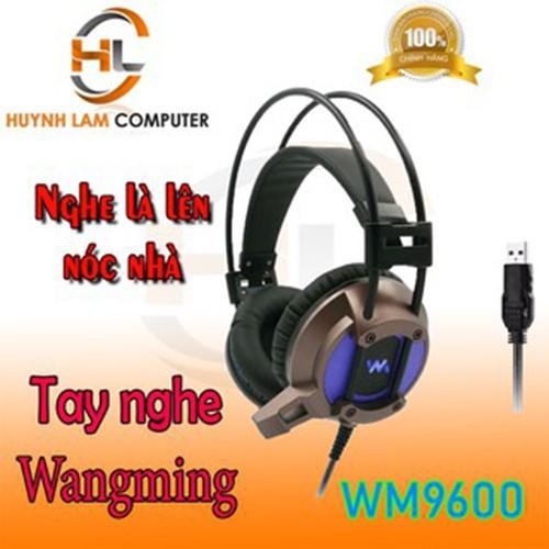 Tai nghe Wangming WM9600 - Tai nghe cho game thủ
